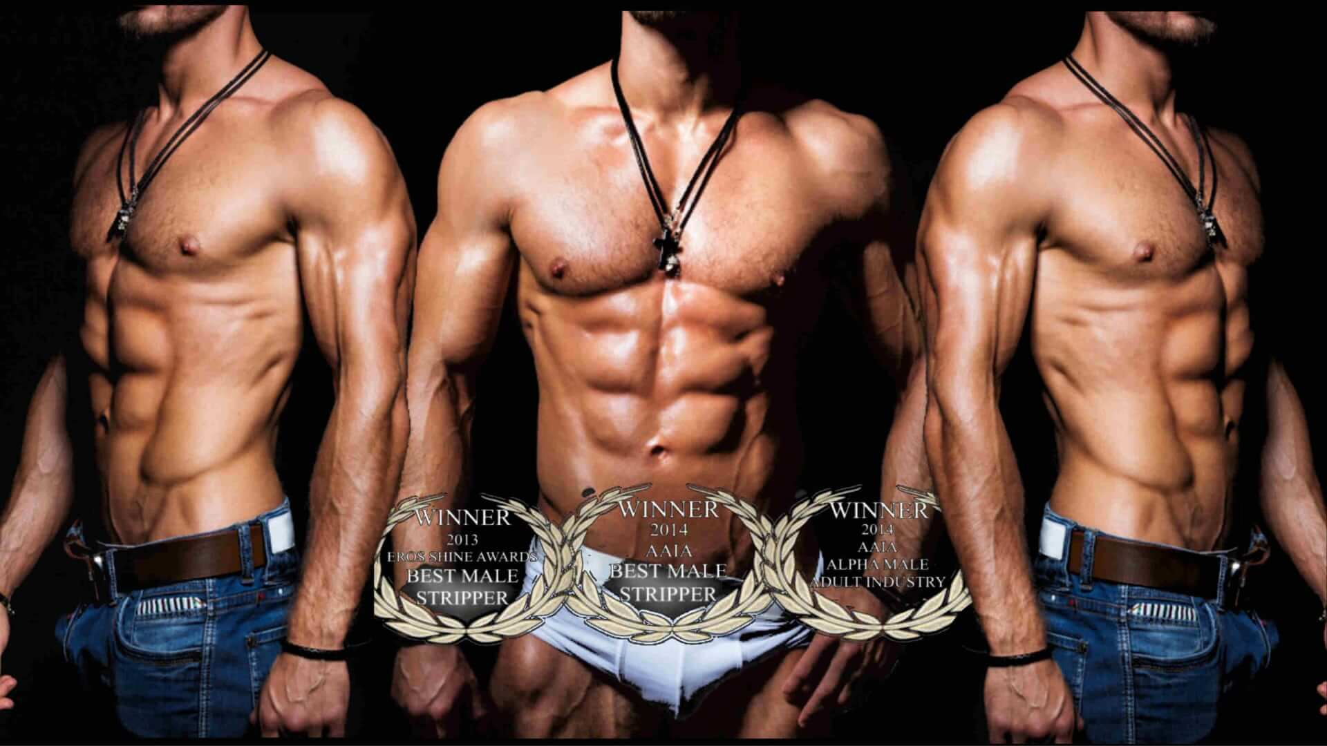 MENXCLUSIVE MELBOURNES BEST MALE STRIPPERS ALL MALE CABARET SHOW