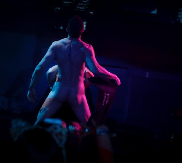 MenXclusive private male strippers menxclusive